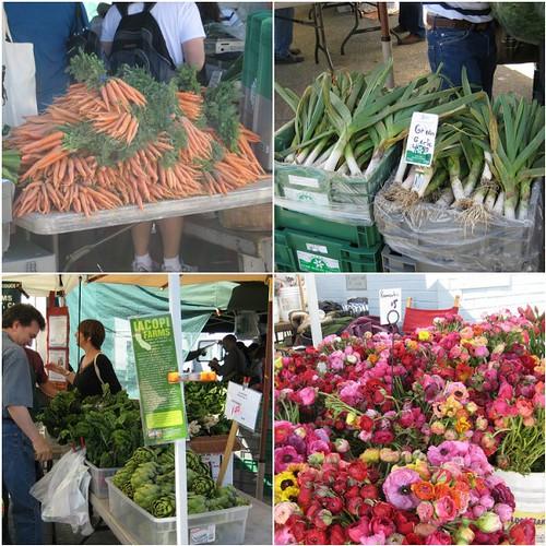 SF farmers' market