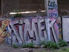 Simer (iStealPics quits) Tags: sf graffiti bay san francisco tag tags area graff cb wkt hbd cbk ceks hbdk