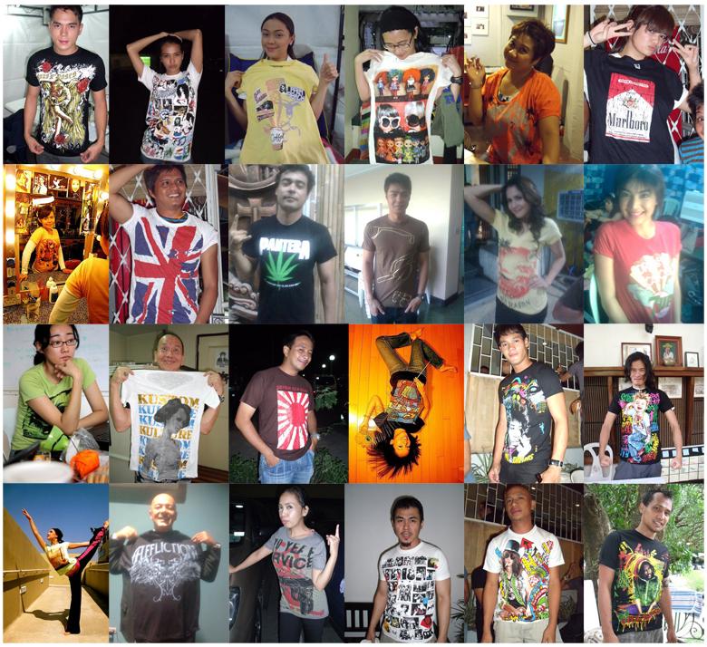 neil's shirts