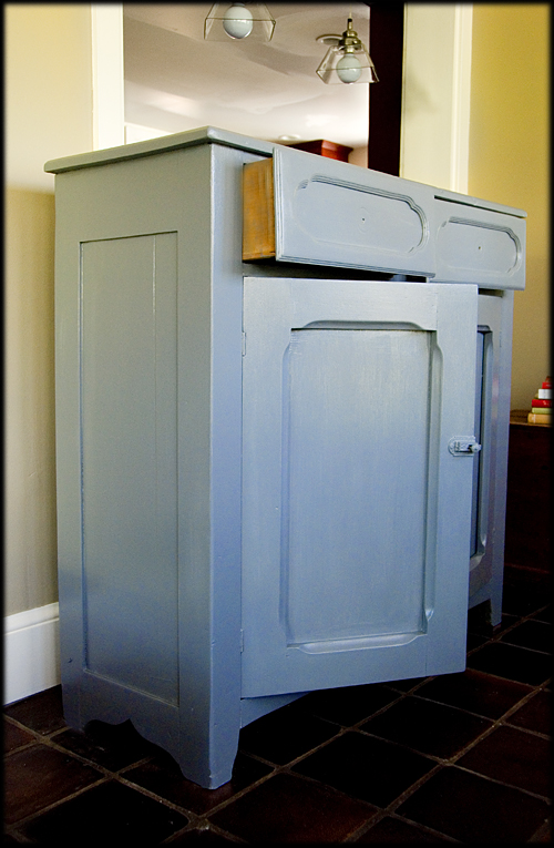 painted-cabinet