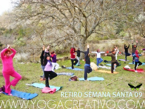 RETIRO MADRID YOGA STUDIO 2
