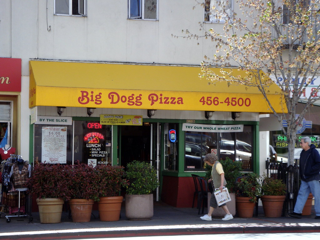 Big Dogg Pizza