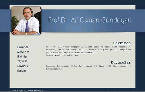 Ali Osman Gündoğan