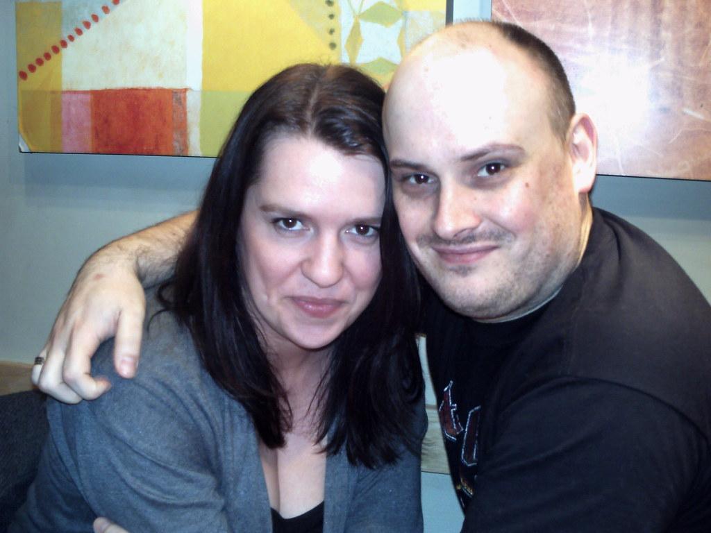 Gareth and Lindsay 001