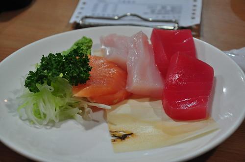 你拍攝的 彩虹日本料理。