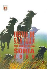 Cartel San Juan 1989