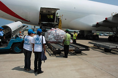 Sri Lanka: First UNHCR emergency airlift flight arrives in Colombo (UNHCR) Tags: truck tents airport war dubai refugee cargo staff conflict trucks srilanka emergency protection assistance unhcr colombo loading logistics visibility southasia displacement airlift idps humanitarianaid acnur diplacement reliefoperation