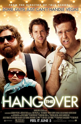 The Hangover a huge hit in India