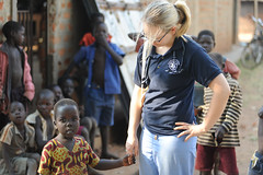 Jacqueline 'Jaqui' Law. Vassar Uganda Project © Anne Sherwood