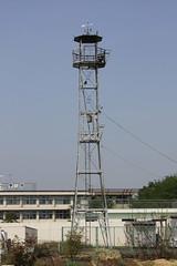 長岡の火の見櫓(瑞穂町)