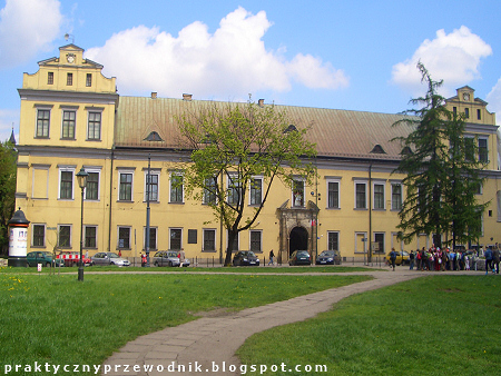 Pałac Arcybiskupi Kraków, Kuria Metropolitalna Kraków