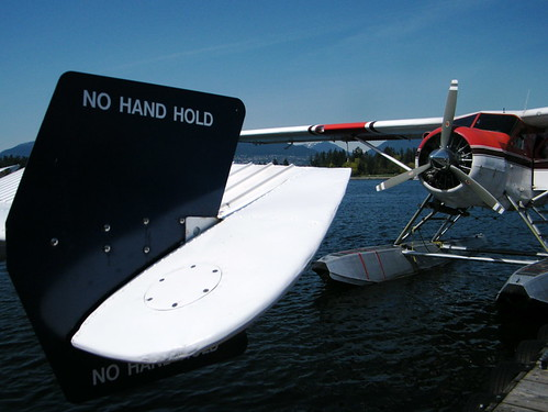 WestCoast Air Sea Plane Tour