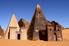 sudan - the black pharaohs (Retlaw Snellac) Tags: africa travel photo sudan nubia kush meroe