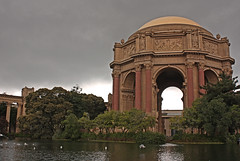 The Palace of Fine Arts (A Great Capture) Tags: sf sanfrancisco california ca trip travel vacation usa holiday building travelling bernard cali america us travels san francisco unitedstates cloudy unitedstatesofamerica fine arts overcast palace tourist exposition dome april sanfran traveling 1915 2009 exploratorium bernardmaybeck the maybeck panamapacific ald thepalaceoffinearts torontophotographer ash2276 ashleyduffus ashleysphotography canifornia sanfranciscoapril20094th ald ashleysphotographycom ashleysphotoscom ashleylduffus wwwashleysphotoscom