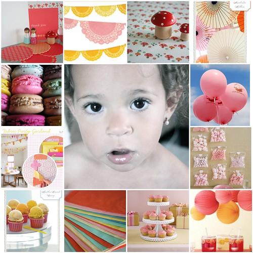 little C birthday inspirations