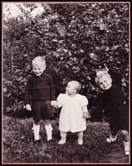 Hans Astrid Heine circa 1940