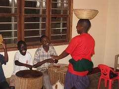 Even to the beat of the drum by jim@hewillprovide.org
