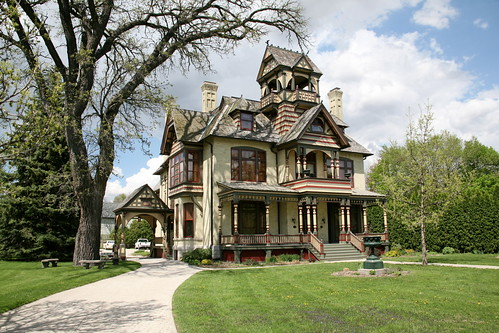 A. H. Allyn Mansion by cliff1066TM on Flickr