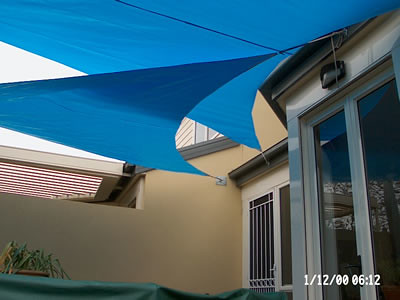 Save Money on Shade Sail Installation