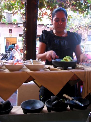 Guacamole Step One