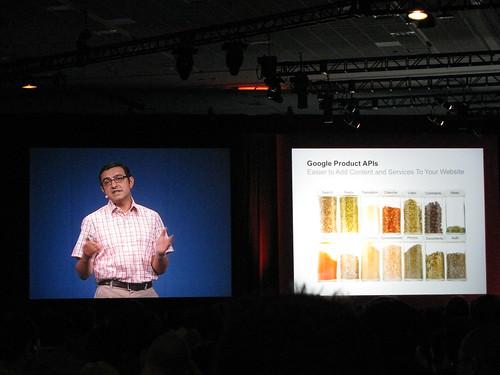 Google I/O 2009 API