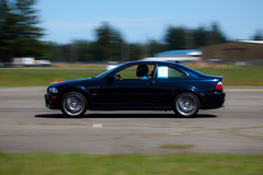 Me in the M3.  Photo by Sean Fortier