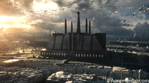 Old Republic Jedi Temple