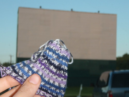 drive-in knitting