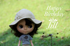 Happy Birthday Jill!!