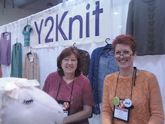 y2knit ladies...bahh!