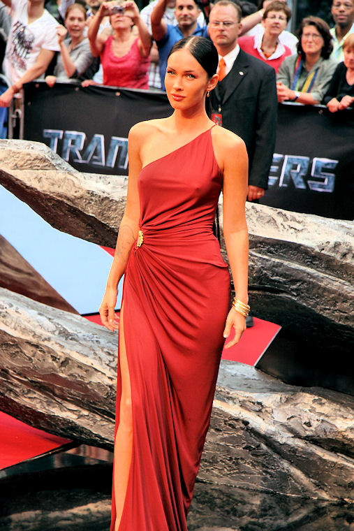 Transformers 2 Berlin bella Megan Fox
