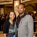 Danielle Davis, Matt Forte (Chicago Bears)