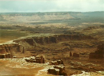 Canyonlands - experience
