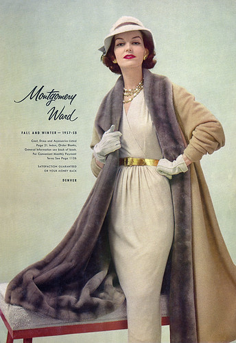 Montgomery Ward 1957-1958 Fall / Winter Catalog