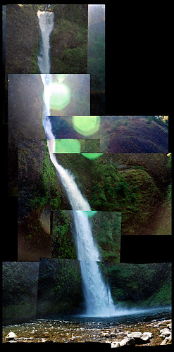 lower ponytail falls