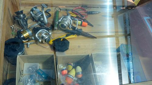 Koh Samui Skylake fishing park コサムイ 淡水魚 釣り0000