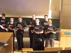 Absolventenfeier der TUHH im Juli 2009 (SchumacherVision2) Tags: hamburg universitt technische harburg tuhh absolventenfeier hamburgharburg