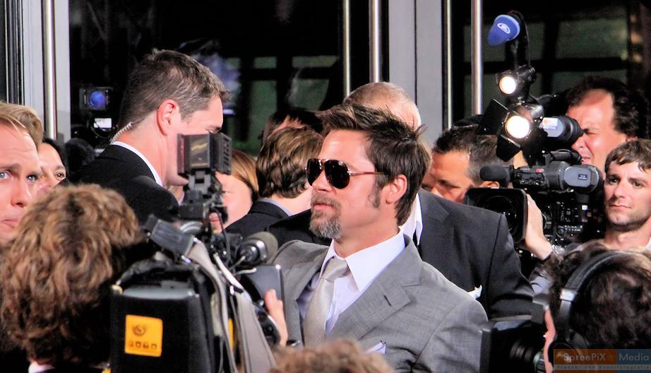 Brad Pitt Bastardos sin Gloria