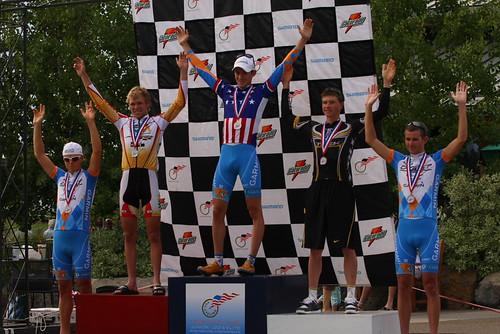 2009 U23 national road race championship