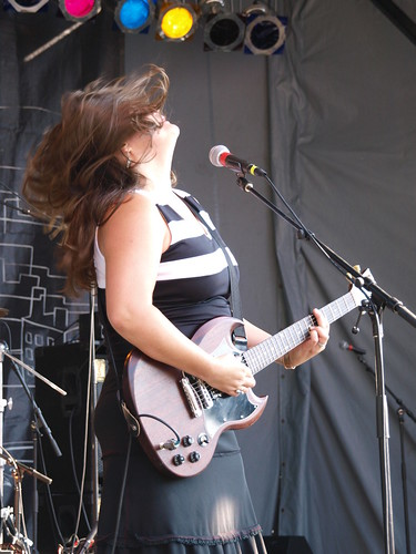 Nikki Talley at Bele Chere 2009