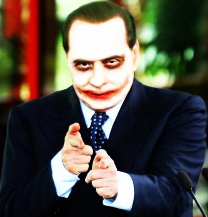 Berlusconi-Joker