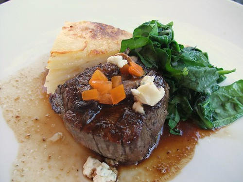 Petit Filet Worthington from The Worthington Inn