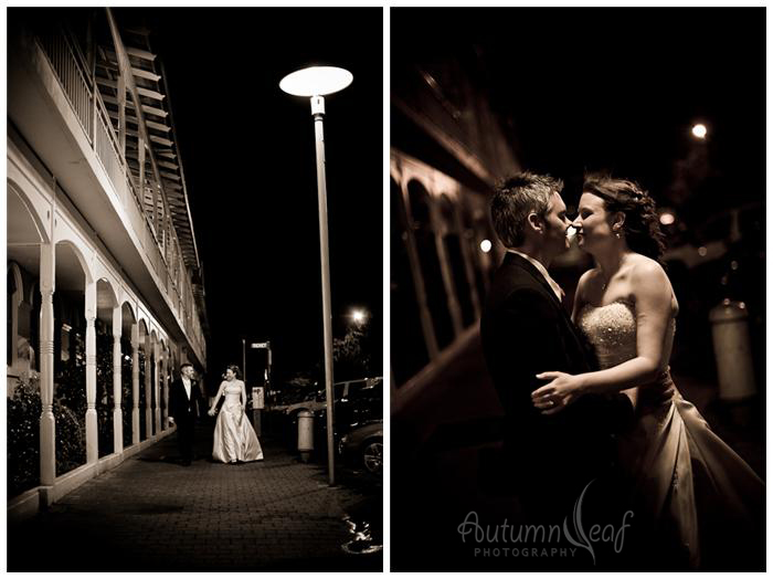 Courtney & Glen - Night Stroll