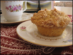 apple streusel muffin sidebar