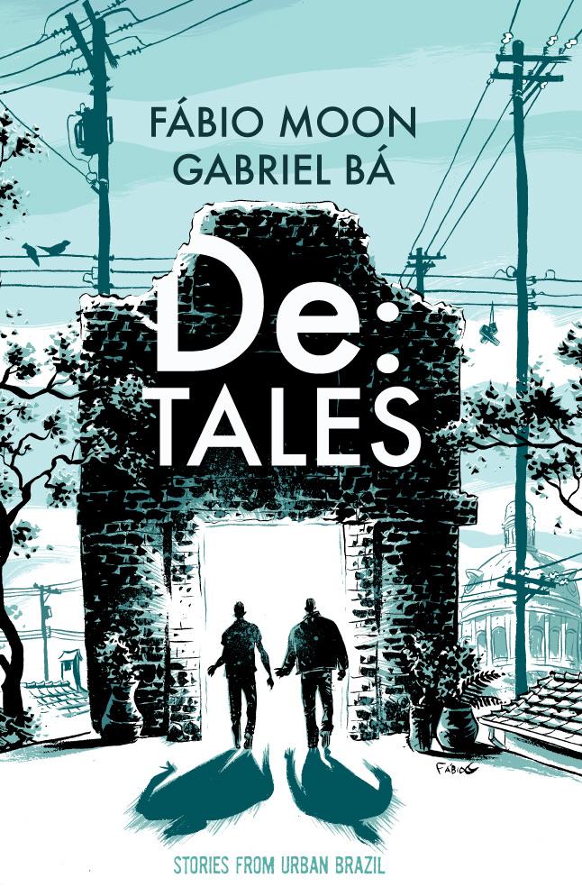 Detales - Hardcover edition