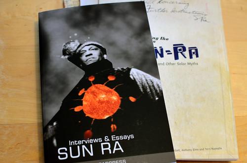 Sun Ra Books
