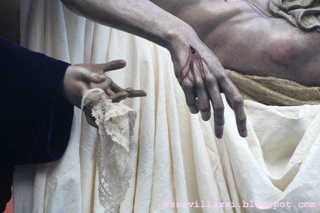 Santísimo Cristo de la Caridad en su Traslado al Sepulcro