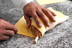 Баранья лопатка в тесте фаршированная почками. Необычно и невероятно вкусно!!!!
