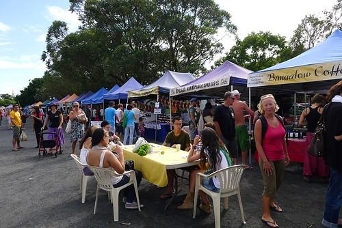 Byron Bay farmers market1