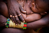 hamer tribe mother and son wearing colored beads and tribal rings, bracelets, iron and copper, lower omo valley, ethiopia. (anthony pappone photography) Tags: africa baby colors kids barn canon pose photography photographer child photos expression african mother picture culture son afrika omovalley enfants ethiopia tribe hamer reportage photograher afrique tradicion barna eastafrica äthiopien phototravel etiopia etnic 非洲 ethiopie etiope アフリカ etnica etnologia afryka エチオピア childrentravel losniños etiopija portraitsofchildren 아프리카 éthiopie etiopien etiópia 埃塞俄比亞 africantribe африка etiopi أفريقيا эфиопия hamertribe أثيوبيا eos5dmarkii mygearandme dblringexcellence अफ्रीका childrenbestphotos lowervalleyoftheomo